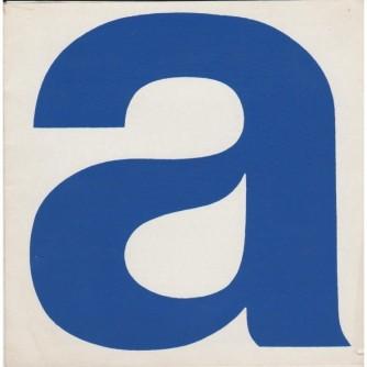 "Vjenceslav Richter : Edicija ""a"" : oprema : Ivan Picelj 1963."